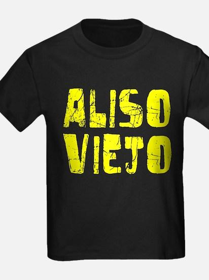 Aliso Viejo Faded (Gold) T