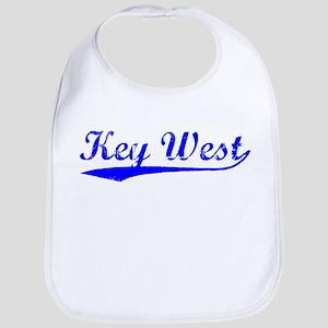 Vintage Key West (Blue) Bib