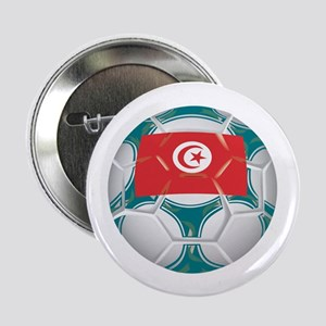 "Tunisia Championship Soccer 2.25"" Button (10 pack)"