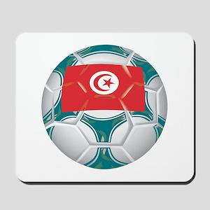 Tunisia Championship Soccer Mousepad