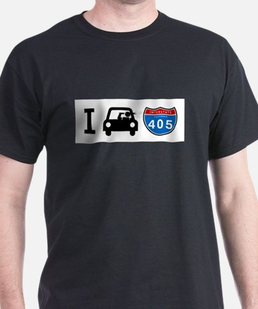 I hate the 405 T-shirt T-Shirt