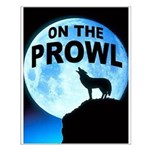 WOLF PROWL Posters