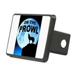 WOLF PROWL Hitch Cover