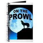 WOLF PROWL Journal