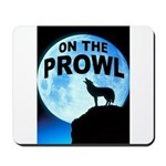WOLF PROWL Mousepad