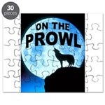 WOLF PROWL Puzzle