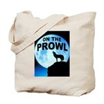 WOLF PROWL Tote Bag