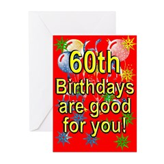 40th Birthday Cards Greeting Cards (Pk of 10)