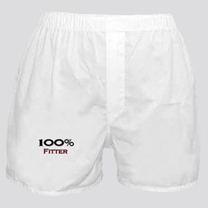 100 Percent Fitter Boxer Shorts