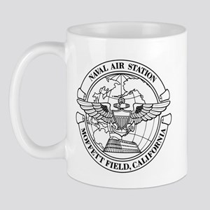 Moffett Field Naval Air Station Mug