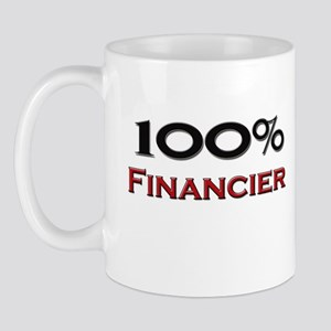 100 Percent Financier Mug