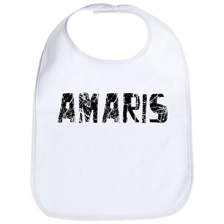 Amaris Faded (Black) Bib
