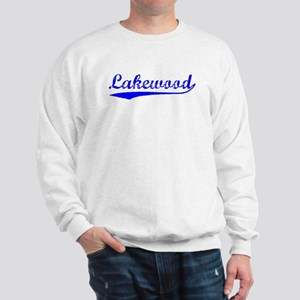 Vintage Lakewood (Blue) Sweatshirt
