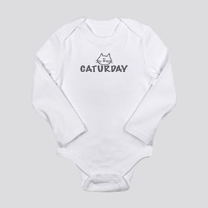 Caturday Infant Bodysuit Body Suit