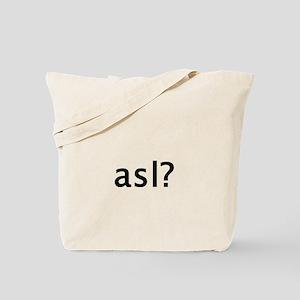 Age Sex Location Tote Bag