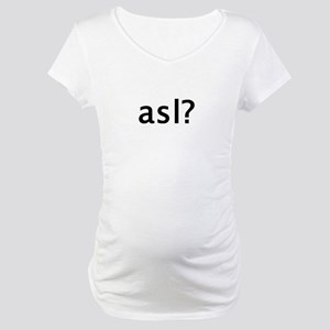 Age Sex Location Maternity T-Shirt