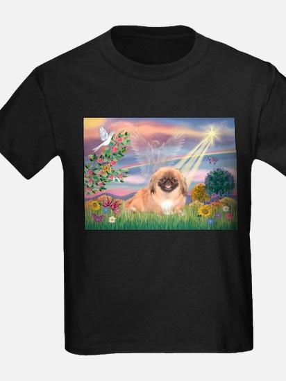 Cloud Angel Pekingese (#1) T