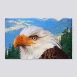 Bald Eagle Area Rug