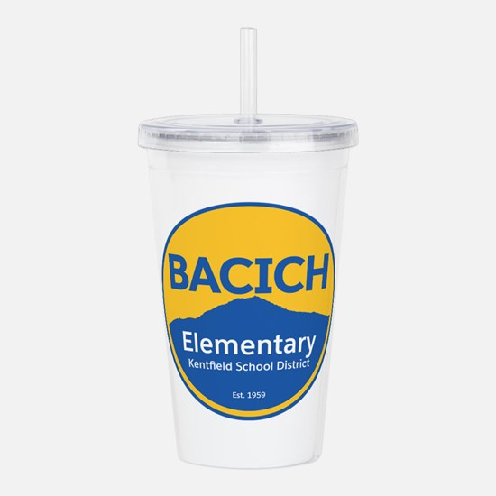Bacich Elementary Scho Acrylic Double-wall Tumbler