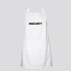 INSECURITY BBQ Apron