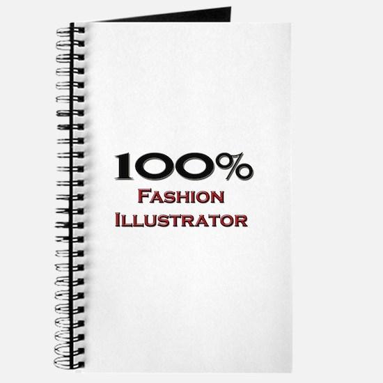 100 Percent Fashion Illustrator Journal