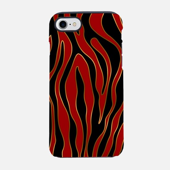 Cute Patterns zebra iPhone 8/7 Tough Case