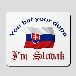 Slovak Dupa 2 Mousepad