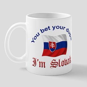 Slovak Dupa 2 Mug