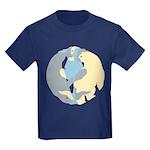 Spirit Of The North Kids Dark T-Shirt
