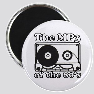 80's MP3 Magnet