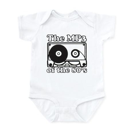 80's MP3 Infant Bodysuit