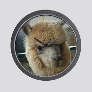 KSC Alpaca themed Wall Clock