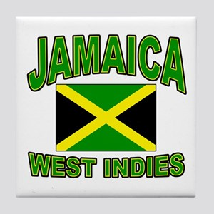 Jamaica Tile Coaster
