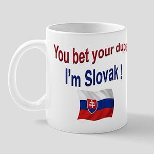 Slovak Dupa 3 Mug