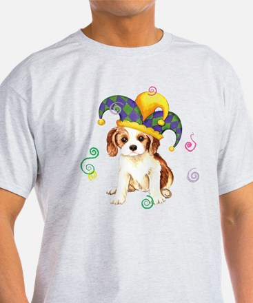 Party Cavalier White T-Shirt