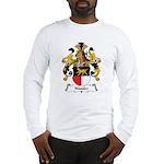 Nussler Family Crest Long Sleeve T-Shirt