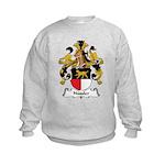 Nussler Family Crest Kids Sweatshirt