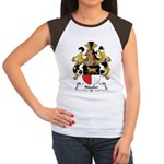Nussler Family Crest Women's Cap Sleeve T-Shirt