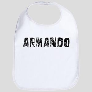 Armando Faded (Black) Bib