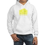 Hooray For Cheese Hooded Sweatshirt