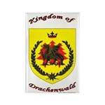 Kingdom of Drachenwald Rectangle Magnet (10 pack)