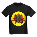 Drachenwald Populace Kids Dark T-Shirt