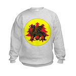 Drachenwald Populace Kids Sweatshirt
