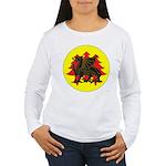 Drachenwald Populace Women's Long Sleeve T-Shirt