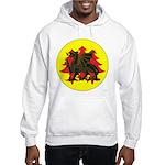 Drachenwald Populace Hooded Sweatshirt