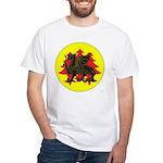 Drachenwald Populace White T-Shirt