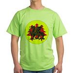 Drachenwald Populace Green T-Shirt