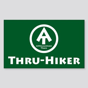 "Appalachian Trail ""Thru-Hiker"" Sticker"