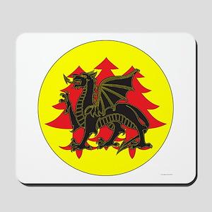Drachenwald Populace Mousepad