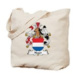 Neger Family Crest Tote Bag